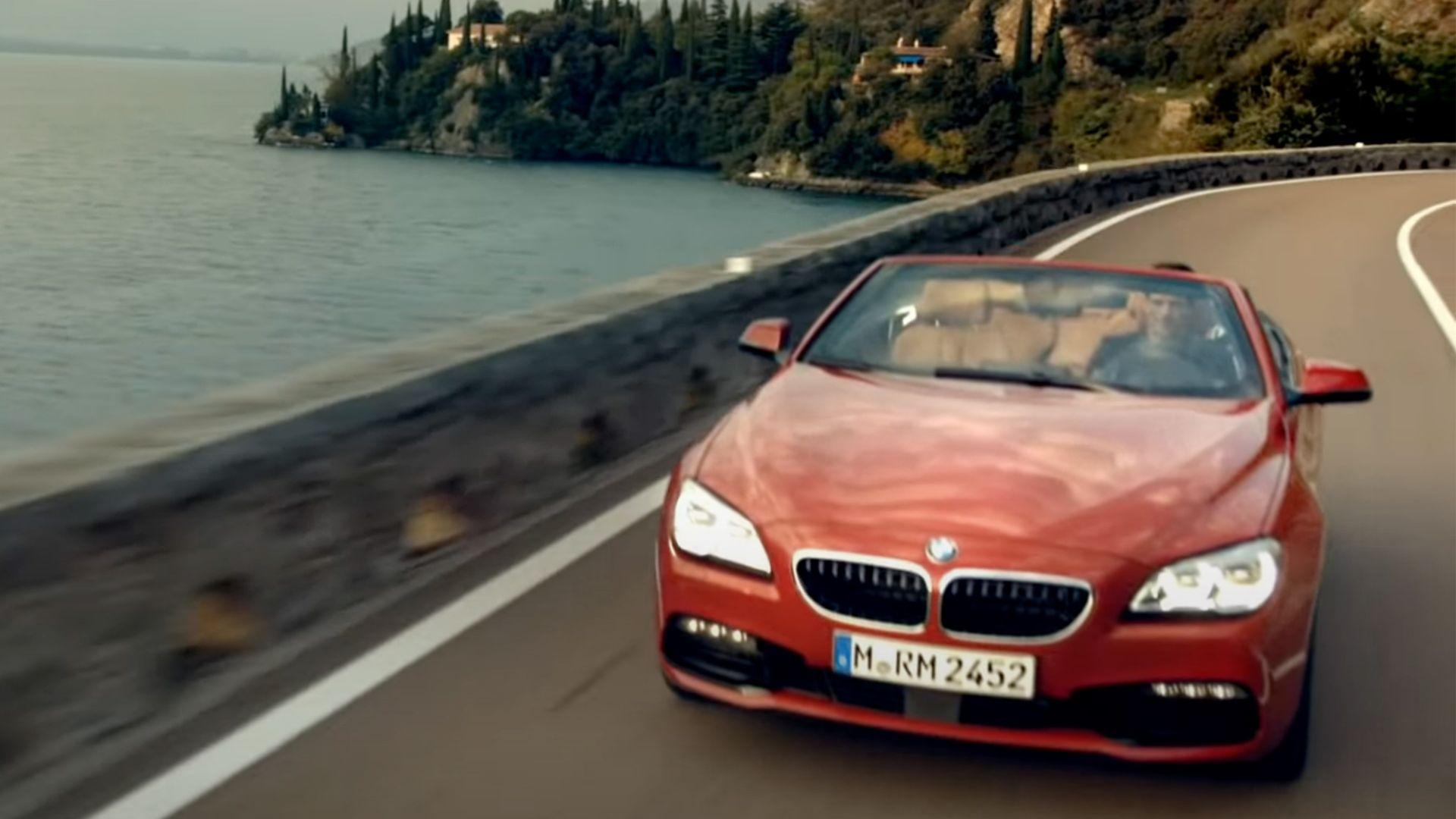 BMW 6 series   K+
