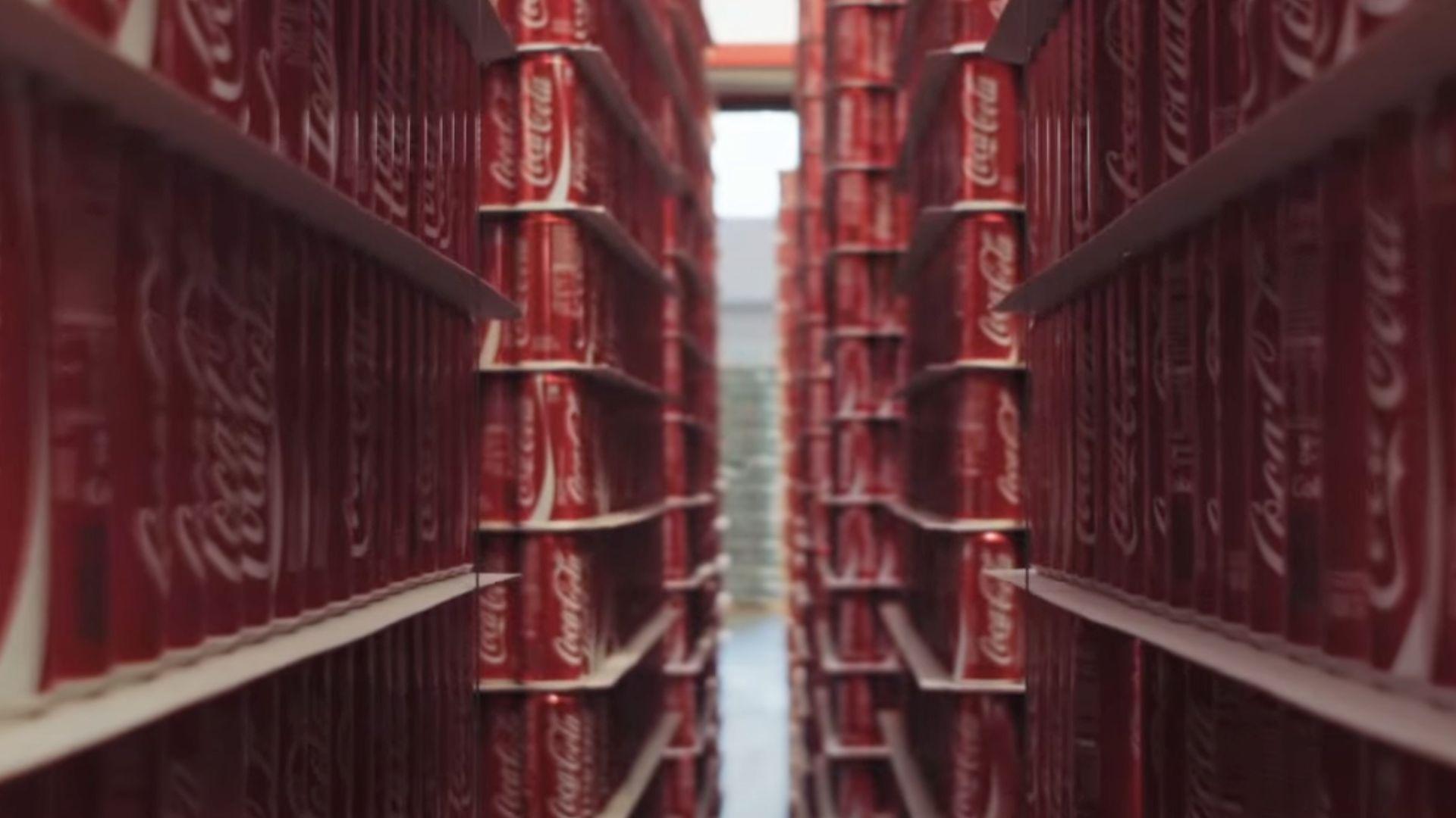 Coca Cola   K+