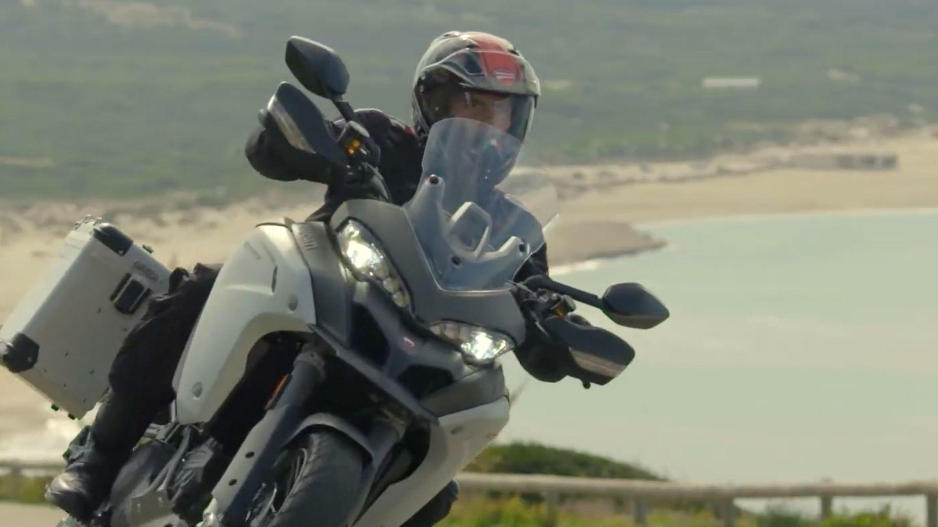 Ducati Multistrada 1200 Enduro   K+