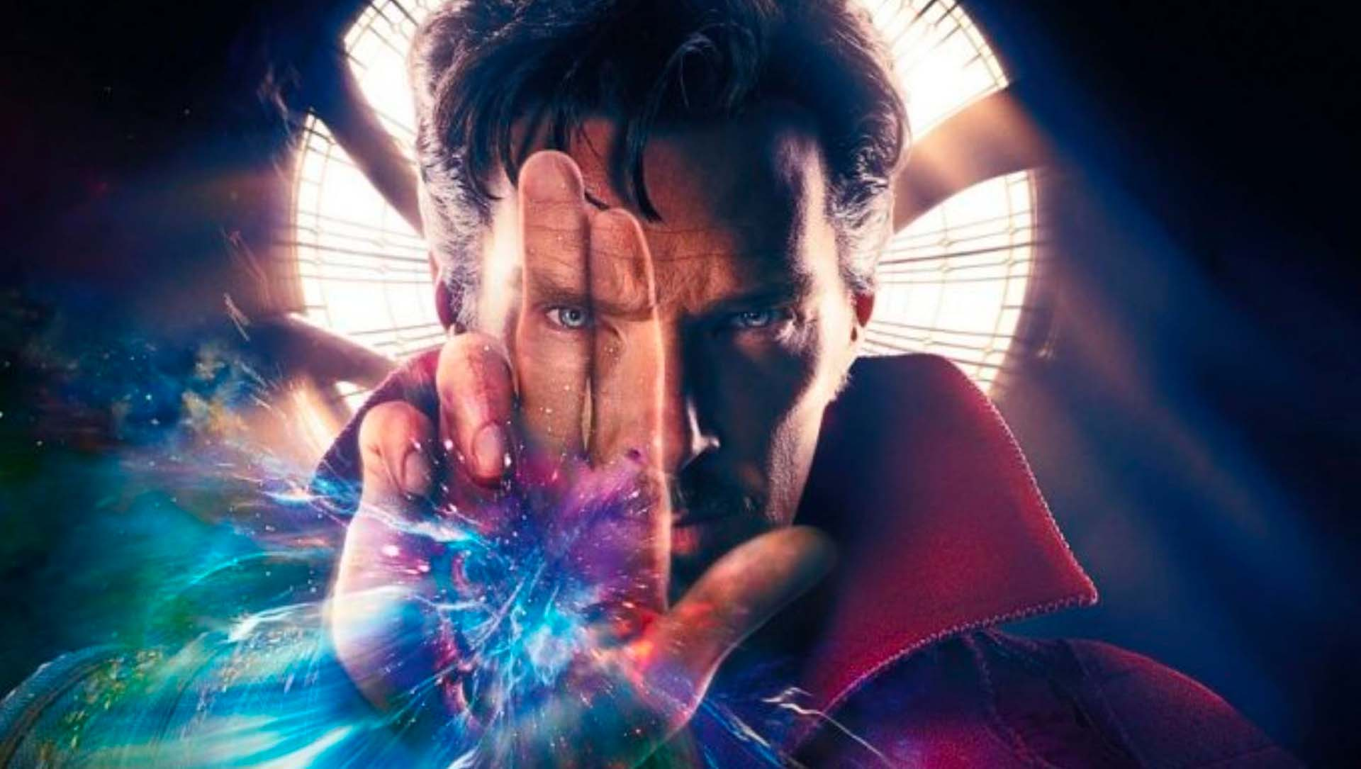 Doctor Strange in the multiverse of madness   K+