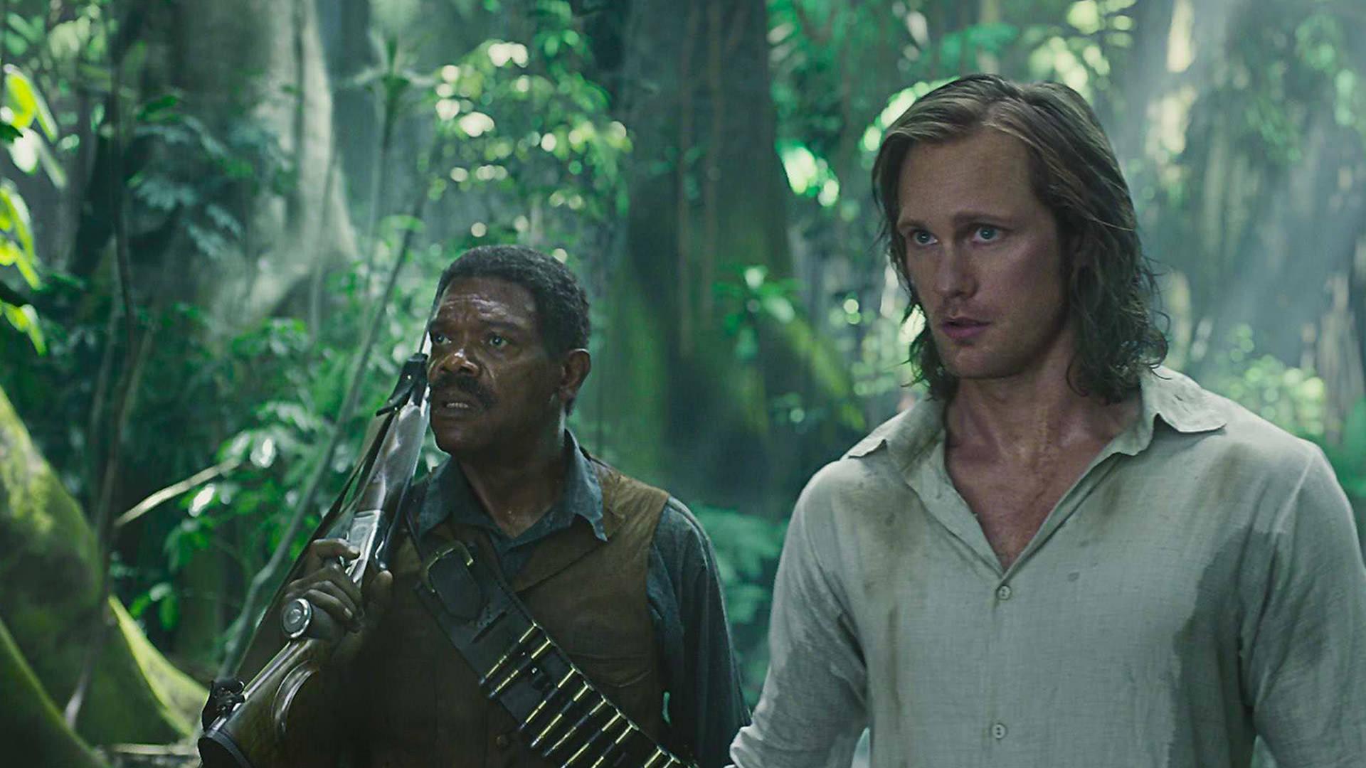 The Legend of Tarzan   K+